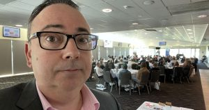 SA Business Conference Gawler - Steve Davis from Talked About Marketing